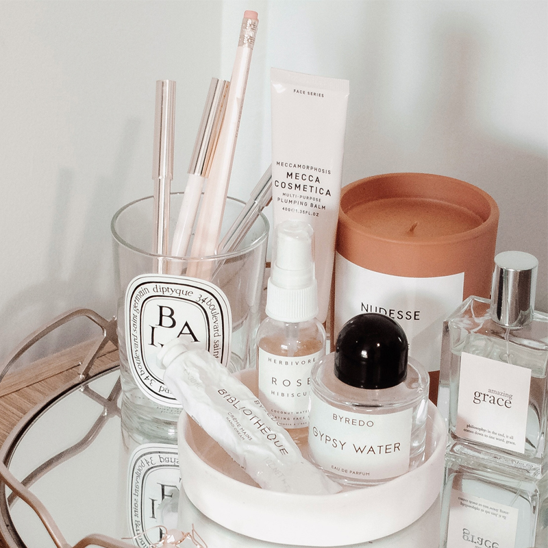 Monthly Beauty Favorites